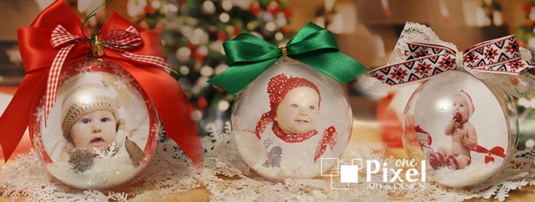 Защо коледните топки за елха със снимка са един от най-харесваните подаръци?
